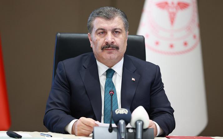 Sağlık Bakanı Fahrettin Koca: 18 yaş üstünün yüzde 50'si en az iki doz aşı oldu