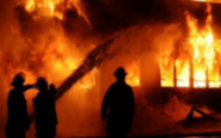 Çin'de okulda yangın çıktı!  18 çocuk hayatını kaybetti