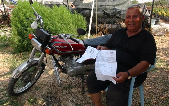 Kilis'te eve gelen kağıtla hayatının şokunu yaşadı: Görünce şaşkına döndüm