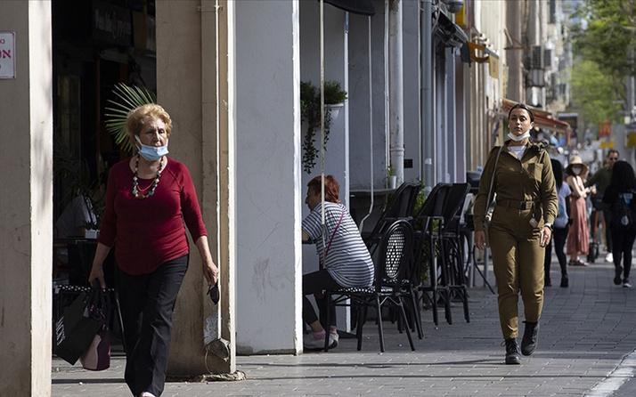 İsrail'de maskeye dönüş! Kapalı alanlarda zorunlu oldu