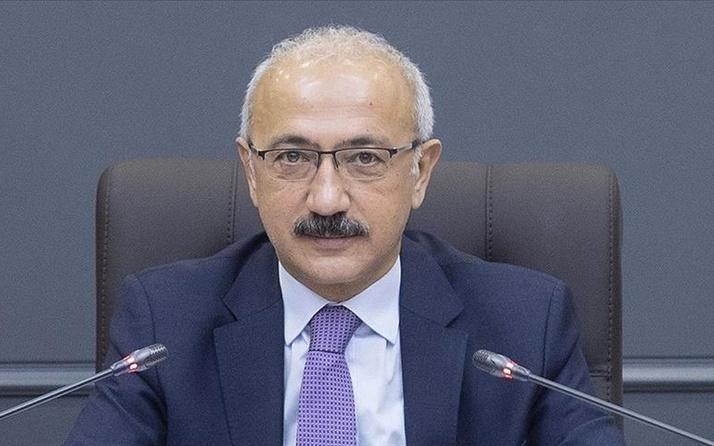 Hazine ve Maliye Bakanı Lütfi Elvan'dan flaş büyüme açıklaması