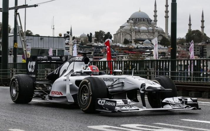 Türkiye, Formula 1 2021 takvimine yeniden dahil edildi
