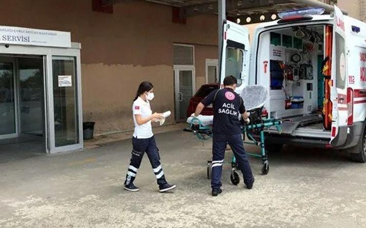 Sahte içki kabusu yeniden hortladı! Tekirdağ'da 1 kişi öldü 10 kişi yoğun bakımda
