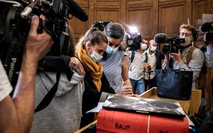 Yıllarca tecavüzüne uğradığı eski eşini öldüren Fransız kadın serbest kaldı