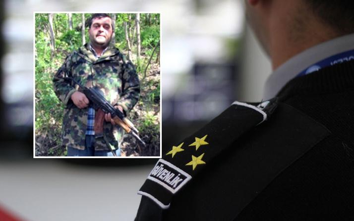 Fotoğrafları şok etkisi yarattı! Diyarbakır'da özel güvenlik meğer teröristmiş!