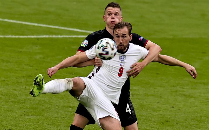 EURO 2020'de Almanya'yı deviren İngiltere çeyrek finale yükseldi