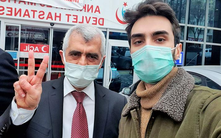 Ömer Faruk Gergerlioğlu için 'Adalet Nöbeti' tutanlara polis müdahalesi