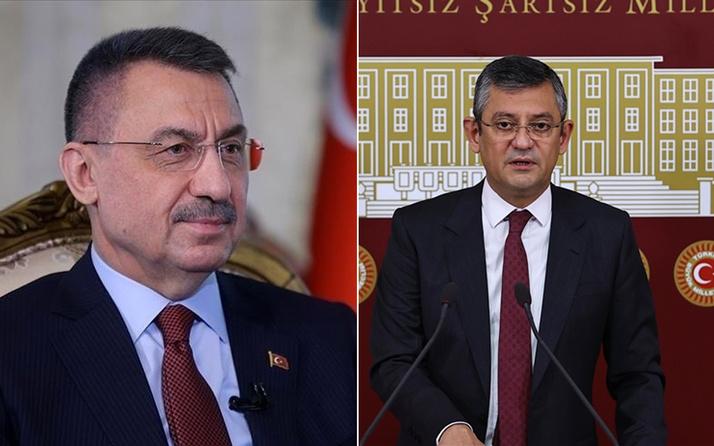 Cumhurbaşkanı Yardımcısı Oktay CHP Grup Başkanvekili Özel'den tazminat kazandı