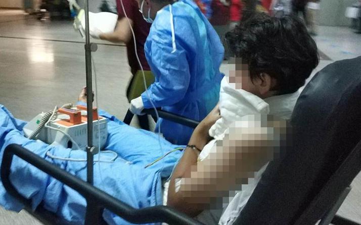 Samsun'da kargaları ses tüfeğiyle kovalamak isteyen genç kız kendini vurdu