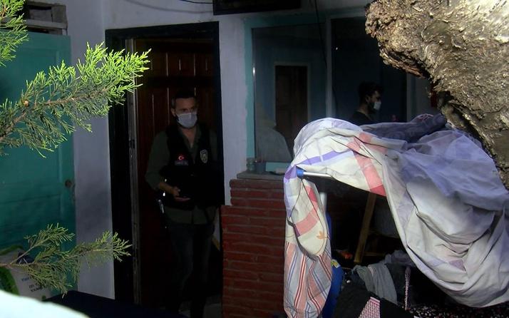 İstanbul'da 10 ilçede uyuşturucu baskını! 74 yaşında solunum cihazına bağlı çıktı
