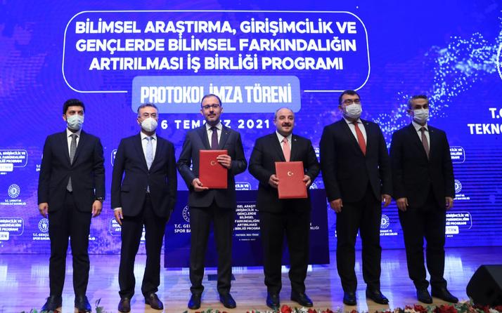 Mustafa Varank'tan iddialı uçan araba çıkışı: Türkiye liderliğe oynayacak