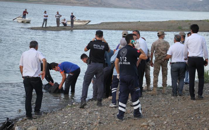 Elazığ'da kıyafetleri gören ekiplere haber verdi! Acı haber geldi