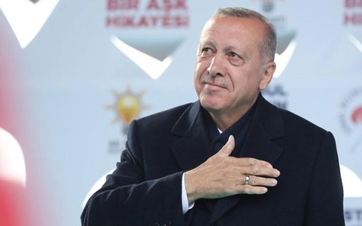 Cumhurbaşkanı Erdoğan 'işçi teşviki' müjdesini verdi! 'Korkma al parası devletten'