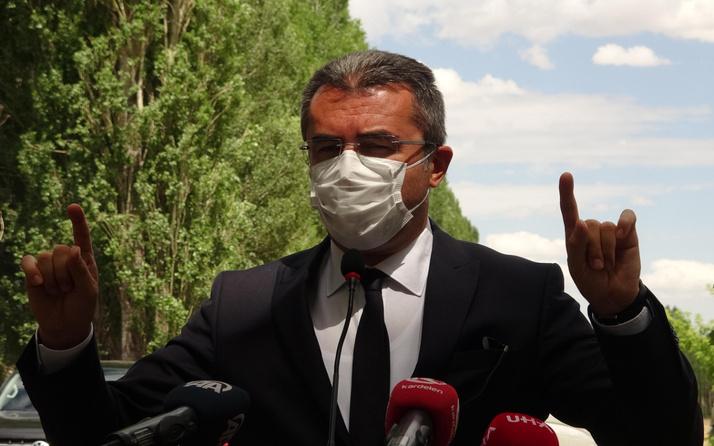 Erzurum Valisi'nden şaşırtan sözler: Verimli dana yetiştiren, gözümde sanatçıdır