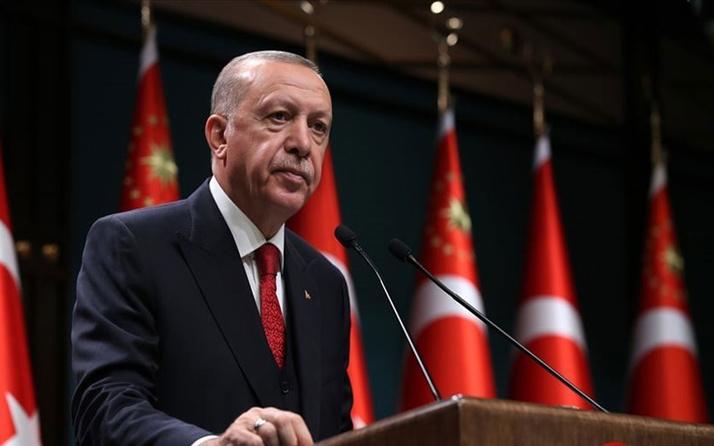 Cumhurbaşkanı Erdoğan'dan sosyal medya düzenlemesiyle ilgili açıklama