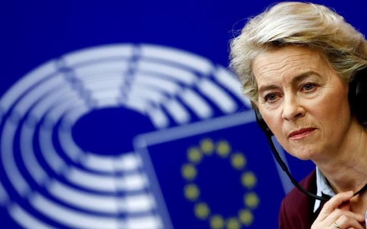 Avrupa Komisyonu Başkanı Leyen'den tepki çeken ''Kıbrıs'' açıklaması