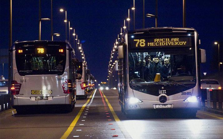 İBB 160 metrobüs alım ihalesi düzenledi