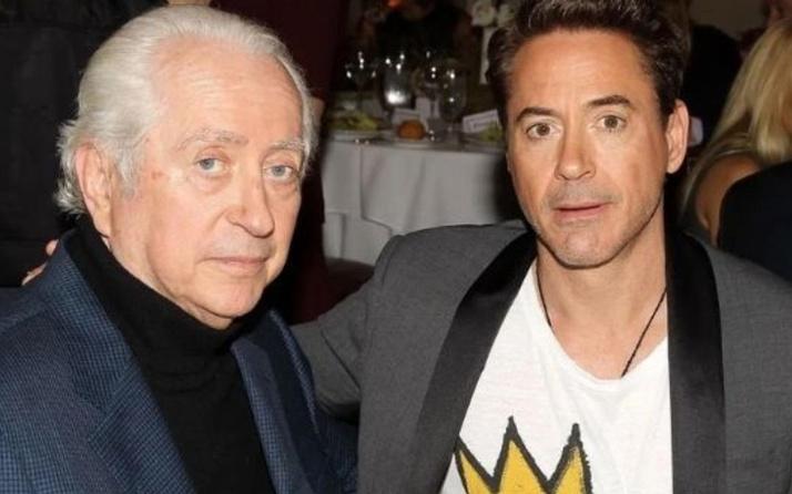 Sinema dünyası yasta! Usta oyuncu Robert Downey Sr. hayatını kaybetti