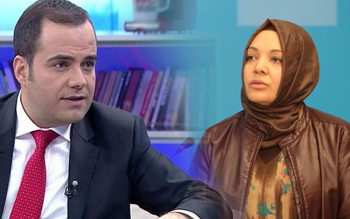 Özgür Demirtaş ve Hilal Kaplan Twitter'da birbirine girdi! Akbank tartışması trollere sıçradı