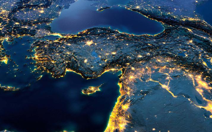 Yenilenebilir enerjide ABD, Çin, Almanya ve İngiltere'yi geride bıraktık