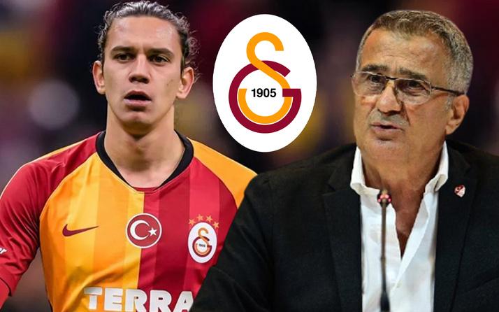 Galatasaray'dan Şenol Güneş'e Taylan Antalyalı cevabı: Talihsiz açıklama