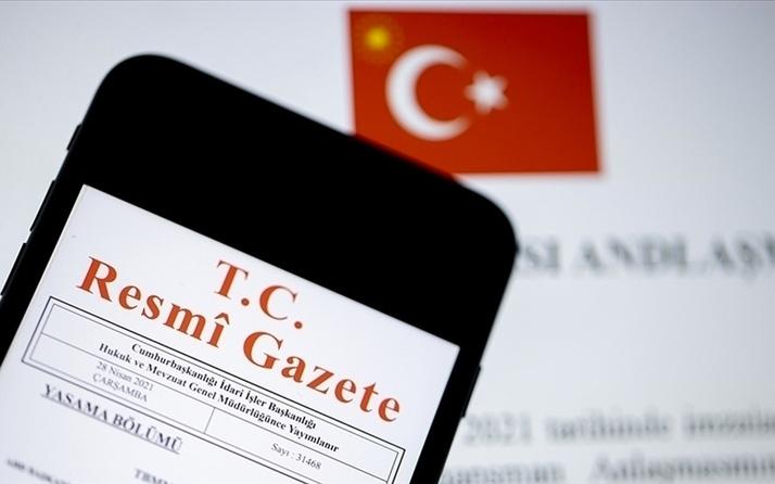 Çok sayıda atama kararları ve görevden almalar var Erdoğan imzaladı Resmi Gazete'de yayımlandı