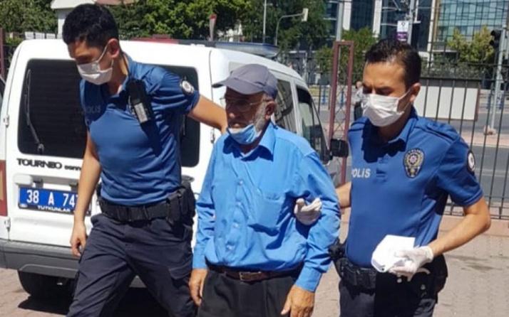 Kayseri'de baltayla kendisine saldıran oğlunu öldürdü