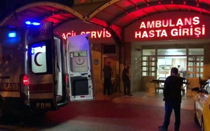 Zonguldak'ta düğün yemeği faciası! Zehirlenen 43 kişi hastanede