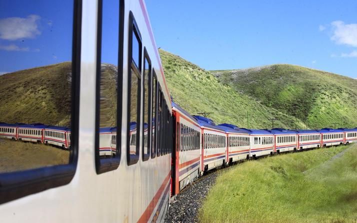 Ana hat tren seferleri 12 Temmuz'da başlıyor! Tarih Doğu ekspresi için de geçerli