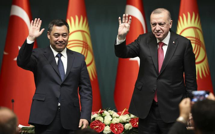 Kırgızistan'da FETÖ'yü panikleten büyük operasyon başladı