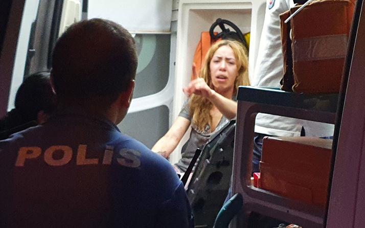 Adana iki kadın arasında bıçaklı kavga: 1 yaralı