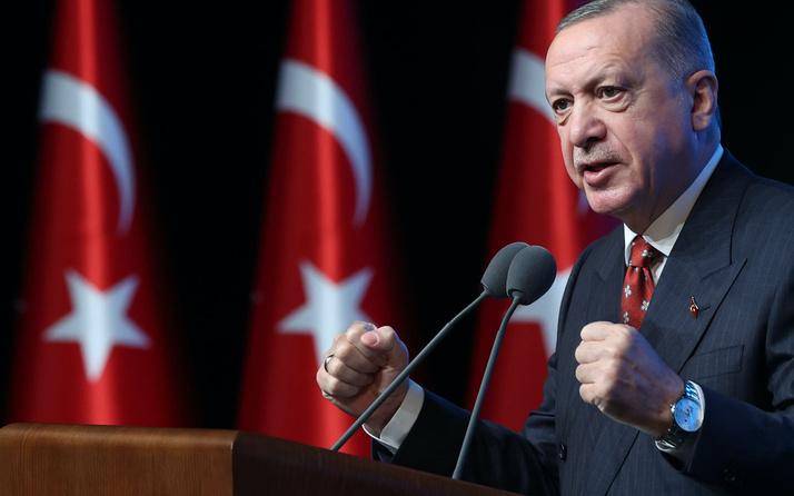 Cumhurbaşkanı Erdoğan: Gençlerin kanı üzerinden  ikbal devşirenlere fırsat vermedik