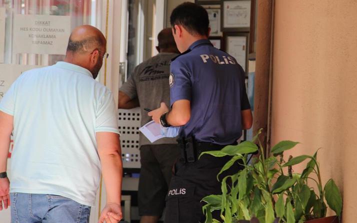 Kapıyı açmadı! Antalya'da odaya giren ekipler şok oldu
