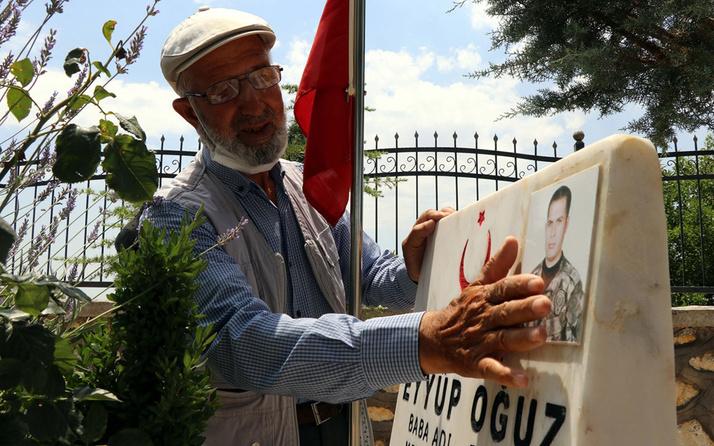 Elazığlı şehit polis babasından 'Unutulursa yeni 15 Temmuzlar olabilir' uyarısı