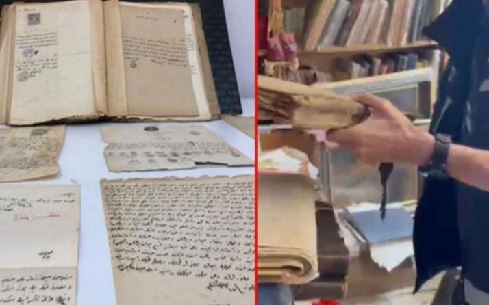 Cumhurbaşkanlığı tarafından aranıyordu! Arşivin kayıp belgeleri bakın nereden çıktı