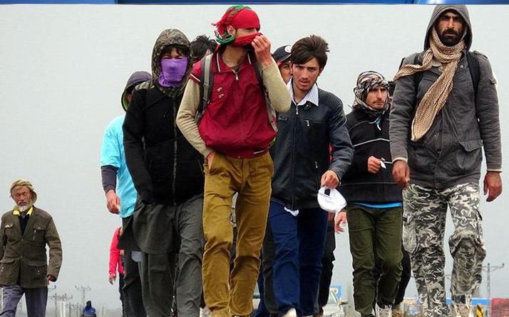 Afganlar akın akın Türkiye'ye geliyor iddialarına İçişleri'nden açıklama
