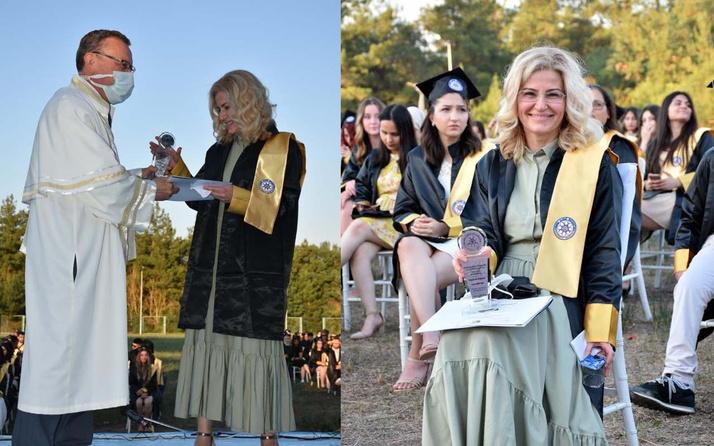 'Burada ne işiniz var' diyen öğrencileri geçti! Kadın doktor ikinci üniversiteyi birincilikle bitirdi