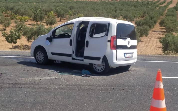 Şanlıurfa'da feci kaza! Direksiyon hakimiyetini kaybedip devrildi: Ölü ve yaralılar var
