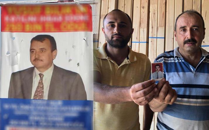 Adana'da mahalleye 'Katili ihbar edene ödül' pankartı astı! 250 bin TL verecek