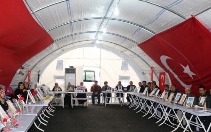 Diyarbakır'daki evlat nöbetine bir aile daha katıldı