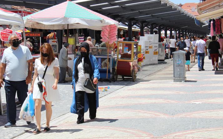 Afyonkarahisar Emirdağ'ın nüfusu 10 kat arttı! Burası Anadolu'nun küçük Belçika'sı