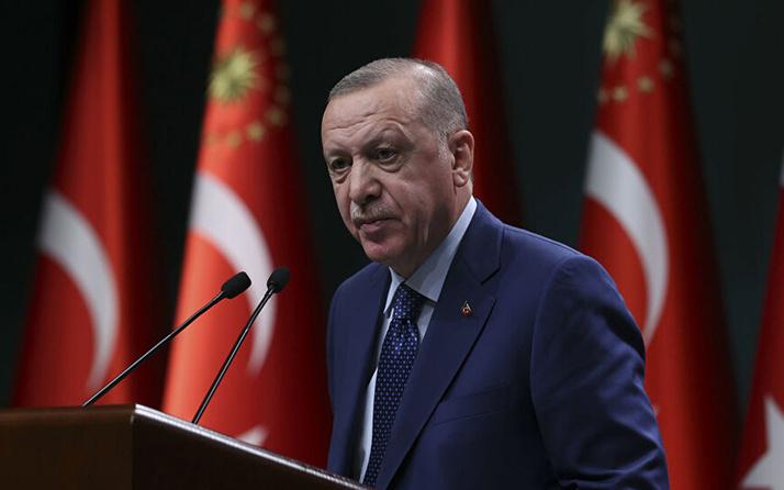 Erdoğan'dan şehit Emniyet Müdür Yardımcısı Hasan Cevher'in ailesine başsağlığı mesajı