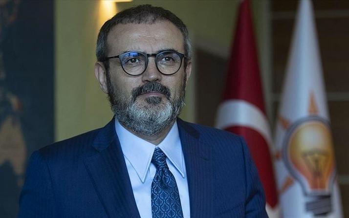 AK Parti Grup Başkanvekili Mahir Ünal'dan 'kayıp silah' iddialarına yanıt