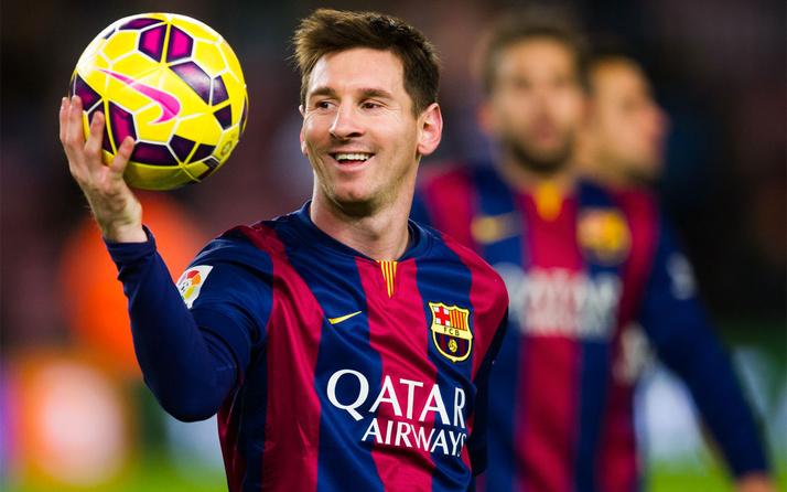 Lionel Messi ile Barcelona 5 yıllık yeni anlaşma yaptı