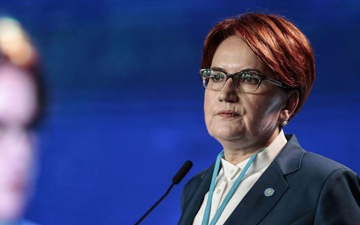 İYİ Parti Genel Başkanı Meral Akşener 15 Temmuz şehitlerini andı
