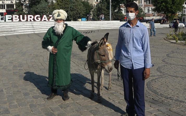 Kırklareli'de Nasrettin Hoca fıkrası gerçek oldu: Bir umut besliyoruz
