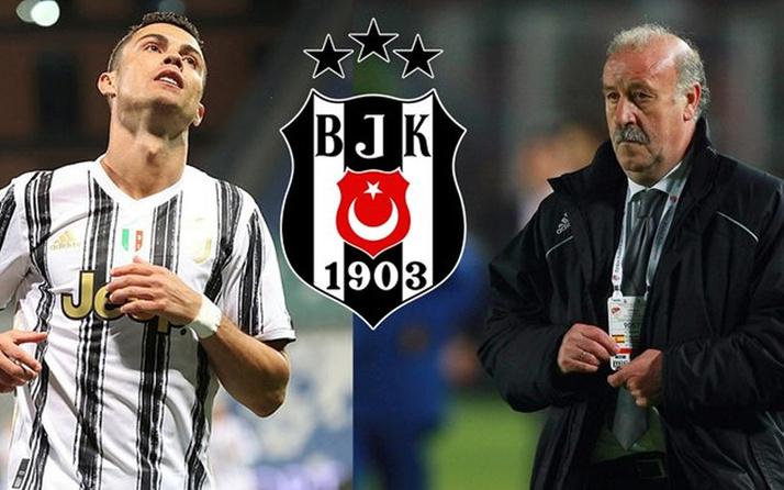 Perez'den Ronaldo'ya 'Aptal' söylemi! Beşiktaş'ın eski hocasına flaş sözler