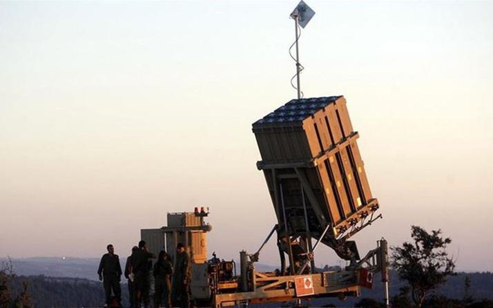 İsrail'in Demir Kubbe'si yanlışlıkla kendi savaş uçağına zarar verdi
