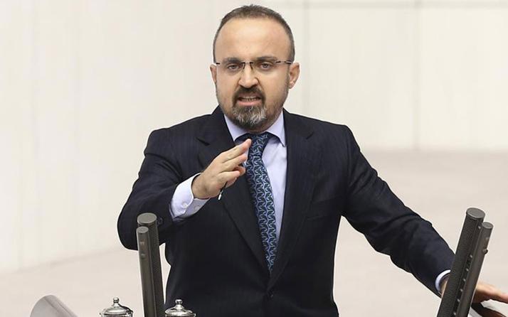 AK Partili Bülent Turan: Osman Öcalan TRT'ye çıkmadı, TRT Kurdî'ye çıktı