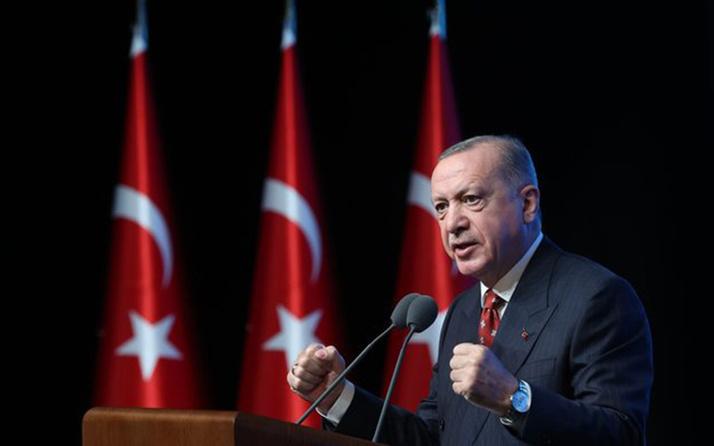Cumhurbaşkanı Erdoğan: Başarımız kartların yeniden karılmasına yol açtı